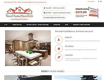 Your Home - Your Sale
